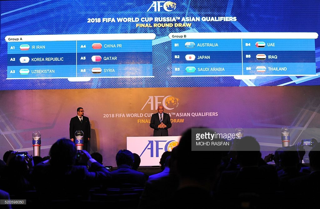 2018 FIFA World Cup qualification �13 AFC Third Round