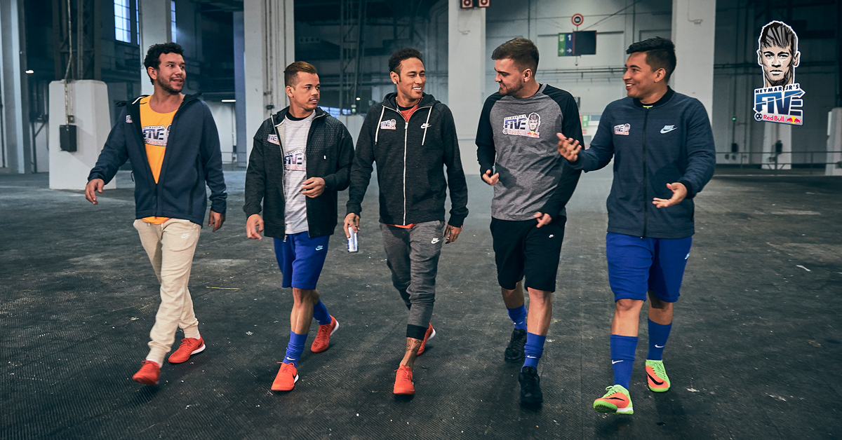 Neymar Unveils Plans For 2nd Annual Five-A-Side Tournament