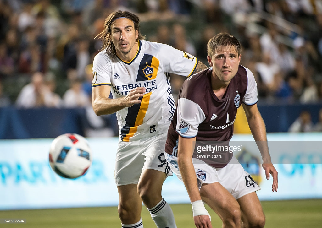 Alan Gordon LA Galaxy