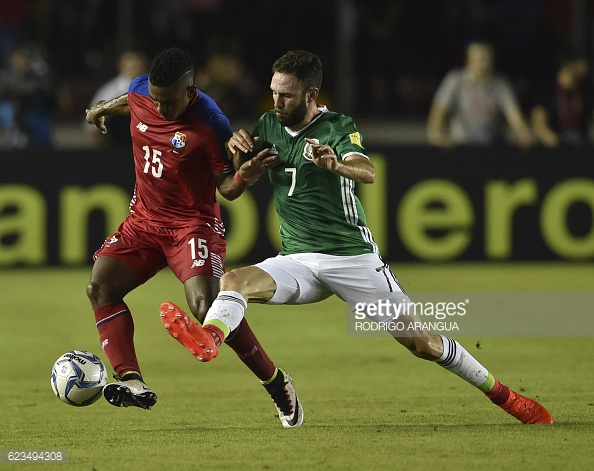 Mexico Panama World Cup Qualifier