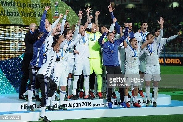 Real Madrid Club World Cup