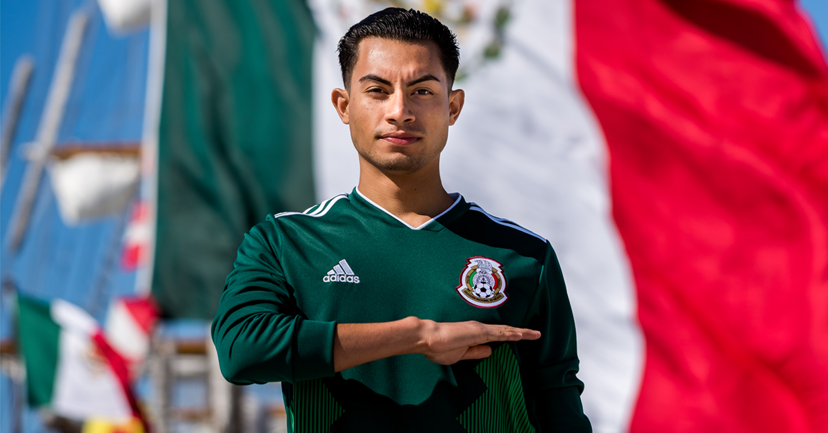 best website 3a123 38a70 Mexico: The World Cup Kit Has Arrived