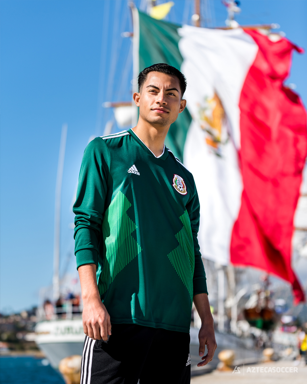 África Caracterizar monstruo  adidas-mexico-2018-long-sleeve-jersey-05 – The Stoppage Time