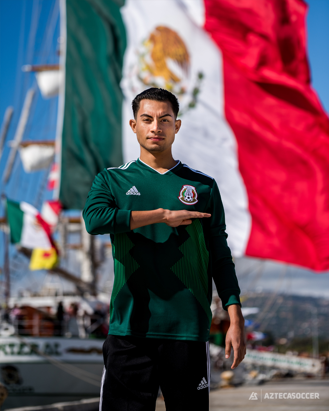guardarropa En cantidad peso  adidas-mexico-2018-long-sleeve-jersey-04 – The Stoppage Time