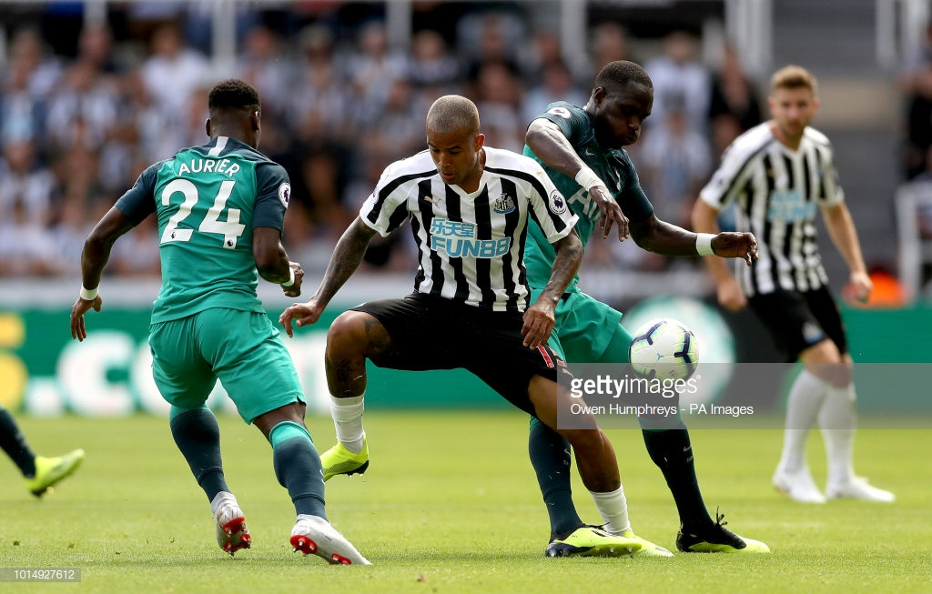Tottenham Newcastle
